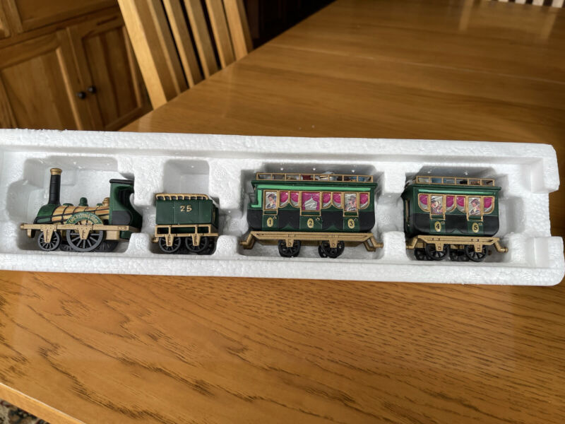 """heritage village collection department 56 The Flying Scot"""" Train 5573-5"""