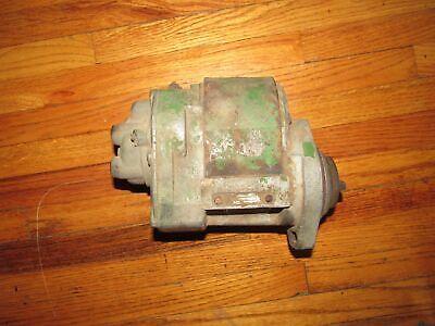 John Deere A D G Tractor Edison Splitdorf Magneto