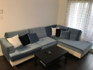 Sectional living room