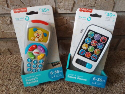 NEW! Fisher Price Laugh & Learn Puppy