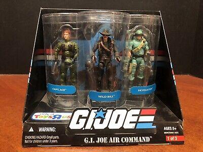 GI Joe 25th Ace Wild Bill Skyduster Air Command TRU Exclusive Dela2071