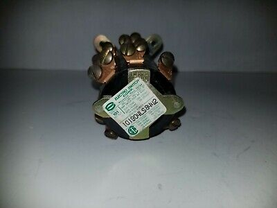 Electro Switch Rotary Switch 120240vac Series 101 101904ls8442
