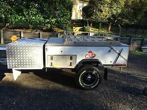 CUB DAINTREE Limited Edition OFF-ROAD Camper Trailer Wyong Wyong Area Preview