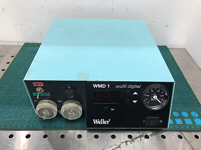 Weller Wmd 1 Multi Digital Desoldering Station