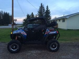 2013 Rzr s 800 H.O For sale$9000.00 in EXTRAS  $16000.00 obo