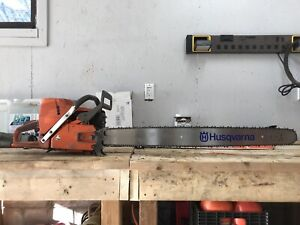 395 xp Husqvarna chainsaw