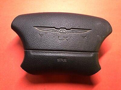 1997 Ford Thunderbird Air - 1994-1997 FORD THUNDERBIRD DRIVER AIR BAG BLACK USED OEM!