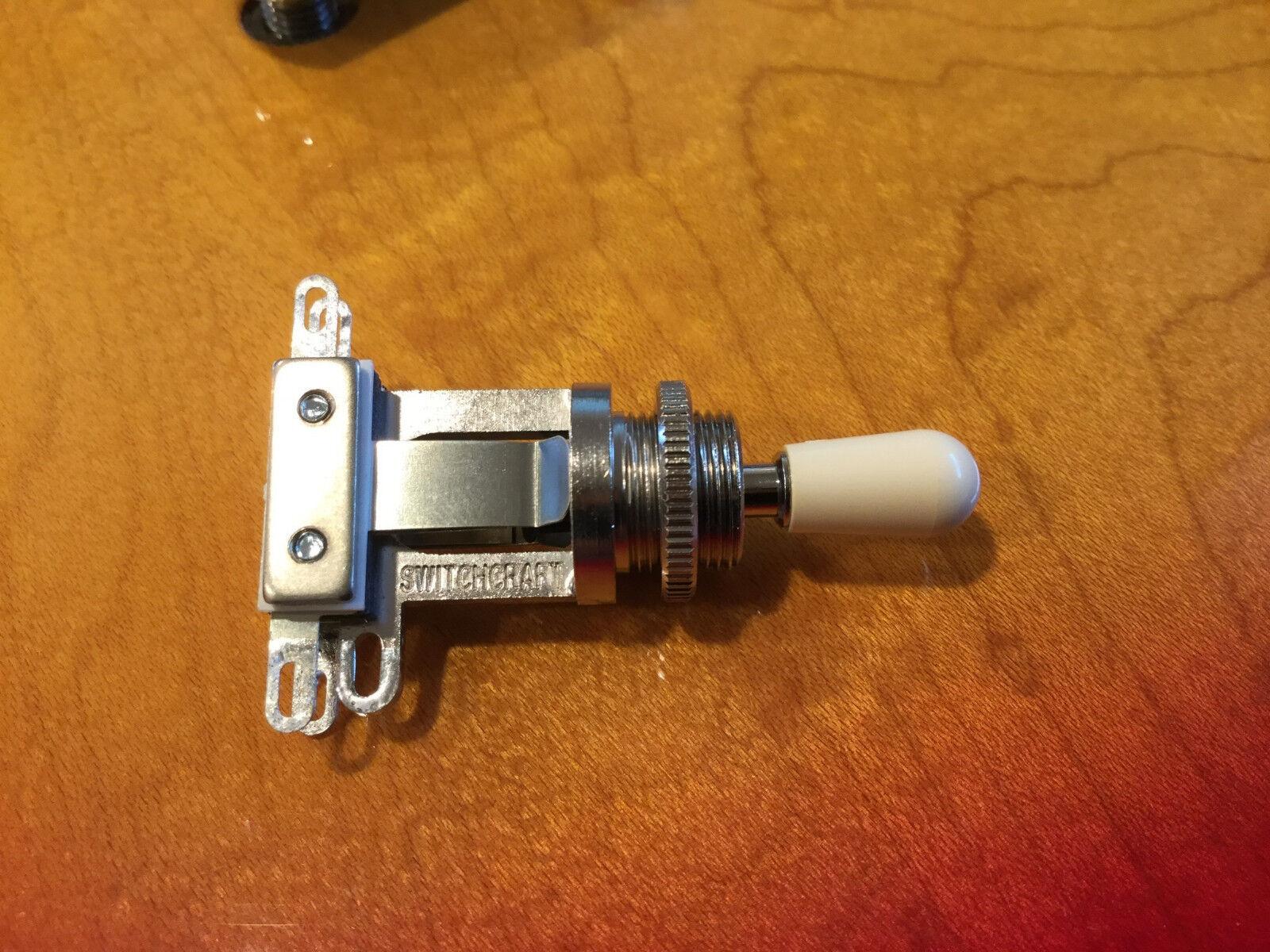 Switchcraft SHORT Frame 3-way Toggle Switch   Epiphone® Les