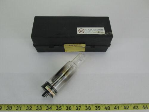 Varian Techtron Hollow Cathode Tube Lamp Bulb NE DM397 15 mA ZN 2-Pin SKU F