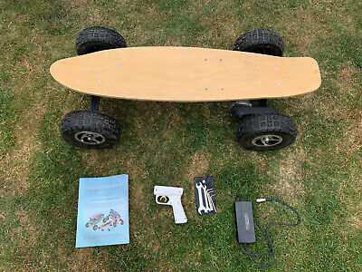 ELECTRIC SKATEBOARD WIRELESS 800W LITHIUM 'BIGFOOT' NOT WORKING. FREE DELIVERY.