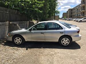 2002 Chevy Cavalier for sale