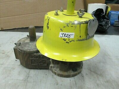 Gpoth Pressurevacuum Relief Valve Model 1200a-02-555-too 2 Flange Used
