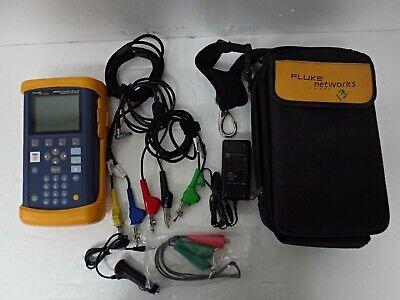 Fluke Networks 990dsl Copperpro Broadband Loop Tester W Tdr 990lt3080002