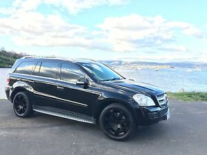 SPORTY MY09 Mercedes GL320CDI Sandy Bay Hobart City Preview