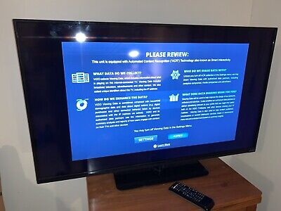 VIZIO 40-Inch 1080p Smart LED TV Television E400i-B2 w Remote