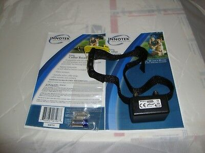 Innotek SD-2025 Replacement SD-2225 Receiver Extra Collar Dog Fence -