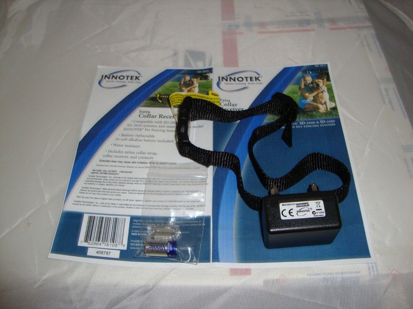 Innotek Extra Receiver Collar for Item# 37790