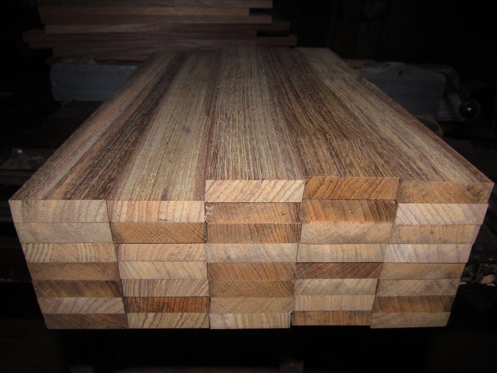 "Exotic Wood Premium Marine Teak Lumber  2"" X 10"" X 3/4""  NICE!"