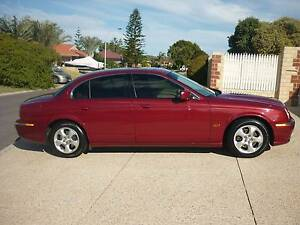2002 Jaguar S Type Sedan Mindarie Wanneroo Area Preview