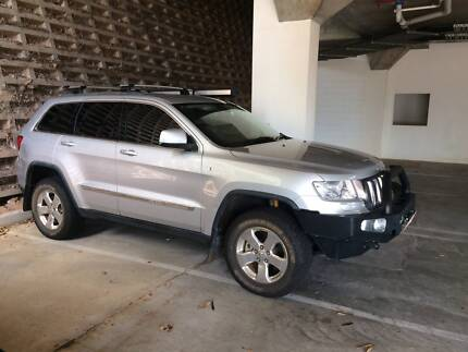 2011 Jeep Grand Cherokee - over $10k in upgrades!