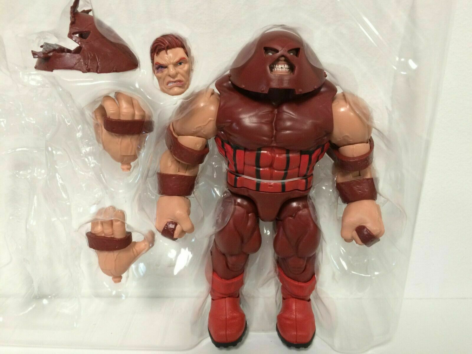 Marvel Legends 80 Year Anniversary JuggernautLoose w// accessories