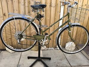 Made in England Lady Vintage Bike