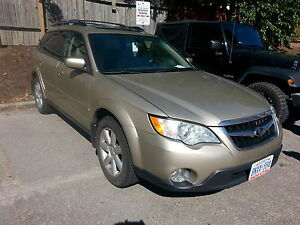 2008 Subaru Outback outback limited package Wagon