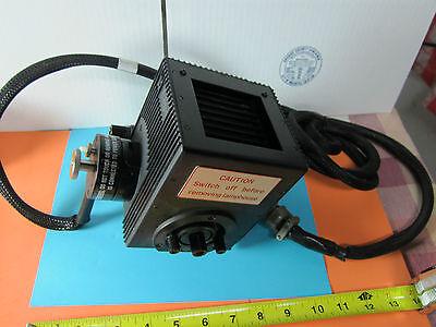 Microscope Illuminator Nikon Japan Lamp Hbo Light Housing Bin1-97