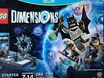 LEGO Dimensions: Starter Pack (Wii u, 2015)