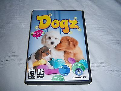 Computer Games - Dogz Computer Game