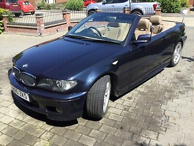 BMW 318 Automatic  convertible