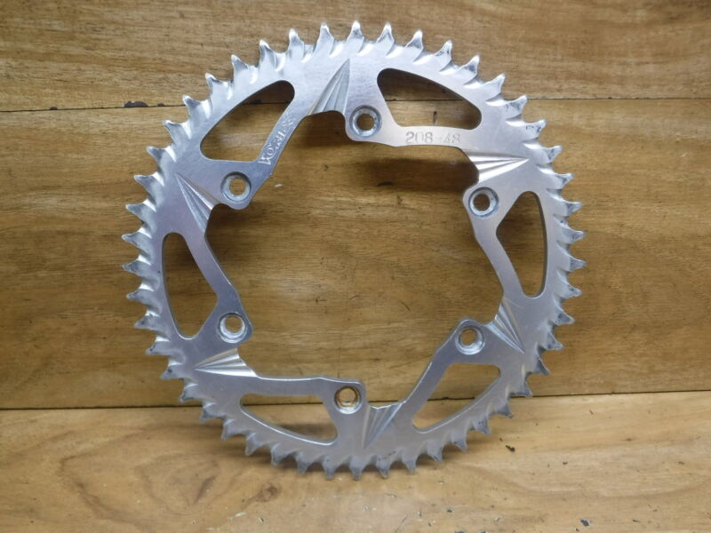 Vortex 422-48 Silver 48-Tooth Rear Sprocket