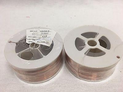 2 Lb 2 Rolls Er70s-6 .023 Steel Mig Welding Weld Wire 2lb X2 Each
