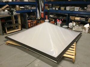 Custom Skylight for Sale 97x97""