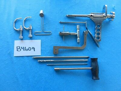 Synthes Zimmer Linvatec Surgical Orthopedic Instruments