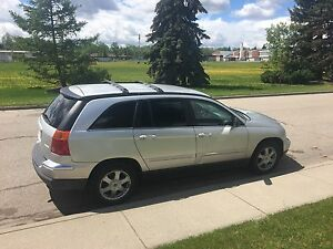 2005 Chrysler Pacifica trade for truck