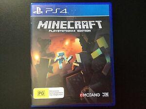 Minecraft PS4 Leda Kwinana Area Preview