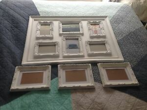 White Victorian Style Picture Frames Camden Camden Area Preview