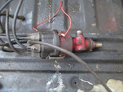 1965 Farmall 706 Gas 6 Cylinder Farm Tractor Distributor Free Shipping