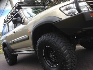 2003 nissan patrol 3.0 turbo diesel with rwc and 10 month rego Glenroy Moreland Area Preview