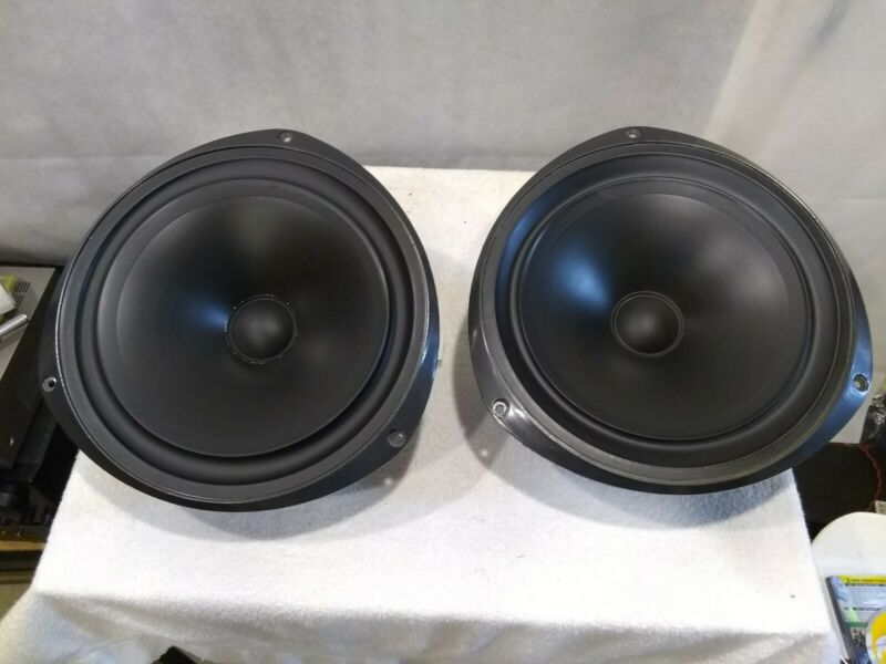 "Pair Kef B300 Type SP1196 12"" Woofers from KM1 monitors"