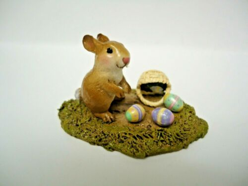 Wee Forest Folk  A-40  Oopsy Bunny