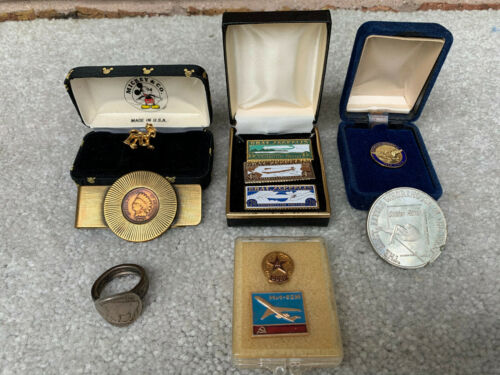 Vintage Miscellaneous Collectible Lot