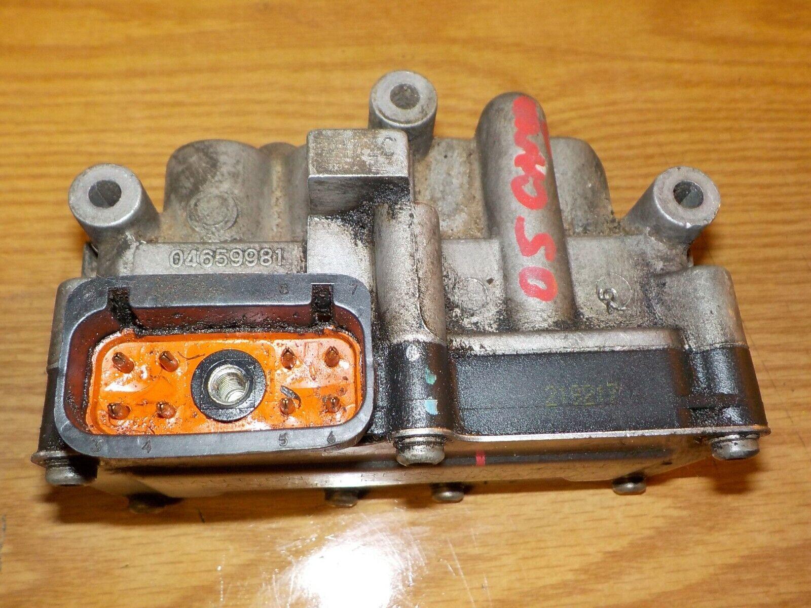 chrysler 41te transmission solenoid pack