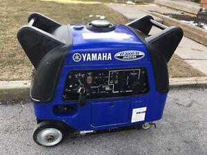 Yamaha Generator Inverter EF3000iSE