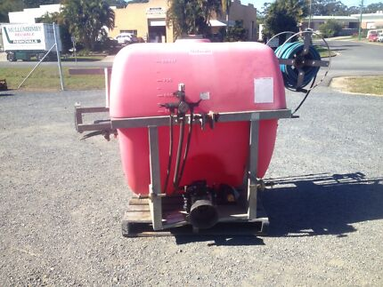 Silvan spray unit 6meter boom with hose reel  Mullumbimby Byron Area Preview
