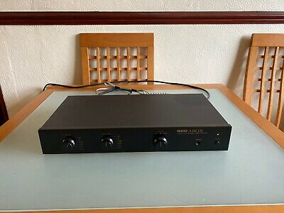 QED A240 CD Amplifier with MC/MM phone stage