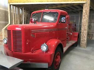 1950 FireTruck one of a kind