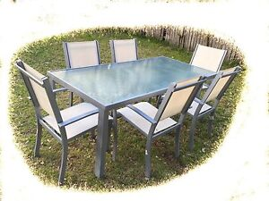 98% NEW OUTDOOR DINING SET $800-$180 save $620 Chatswood Willoughby Area Preview