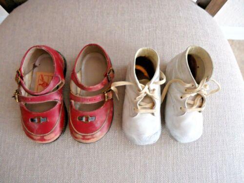 Vintage Red Goose Shoes